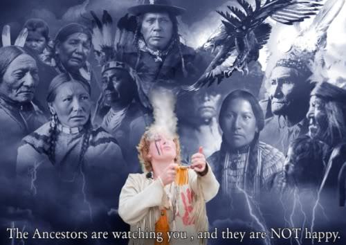 Chamana Pequeña Abuela - Ancestorrs