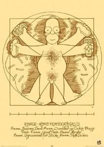 Homo Imbecilis - Vitrubio