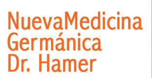 Nueva Medicina Germánica Dr Hamer