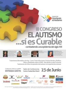 Autismo III Congreso