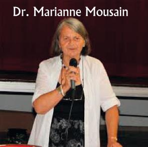 Magnesio - Dra. MarianneMousain
