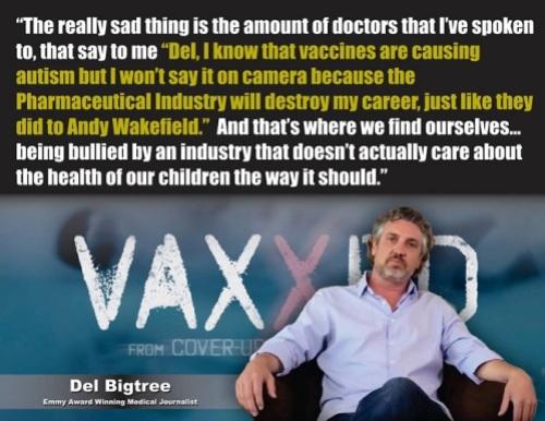Vaxxed - Del Bigtree 1