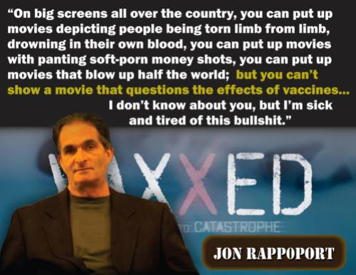 Vaxxed - Rappaport