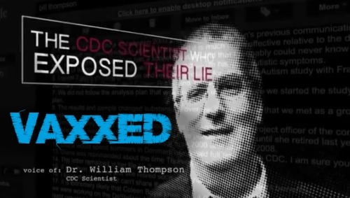 Vaxxed - Whistlelblower