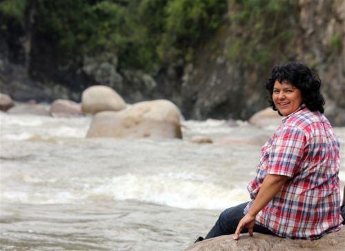 Berta Cáceres - Ríos
