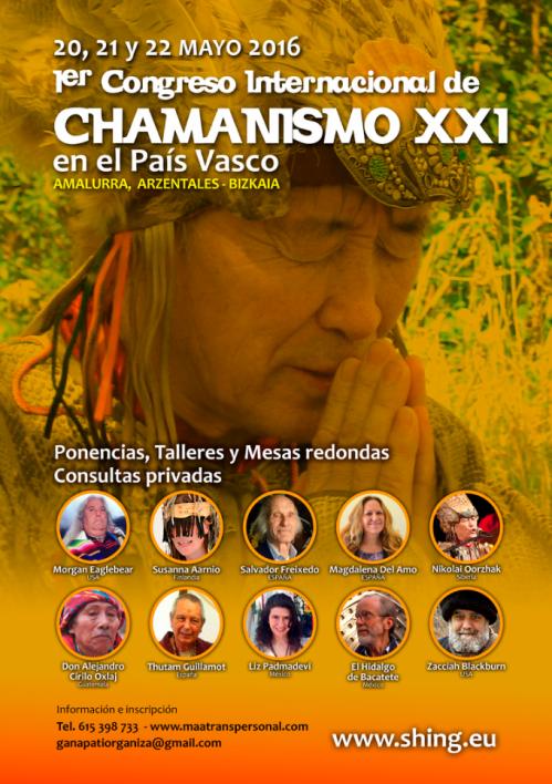 Congreso Chamanismo XXI