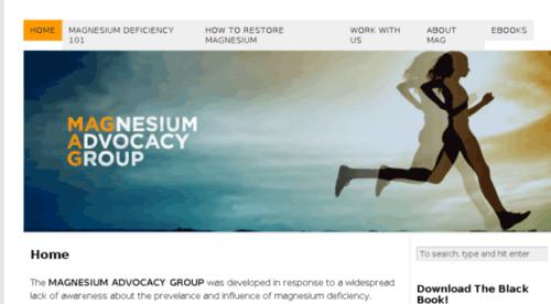 Magnesium Advicacy Group