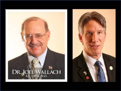 Dr Wallach-Dr. Glidden-photo