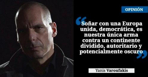 Varoufakis - Europa democrática
