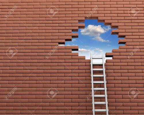 Agujero en el muro