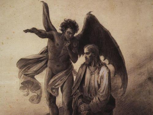 Jesús - temptation