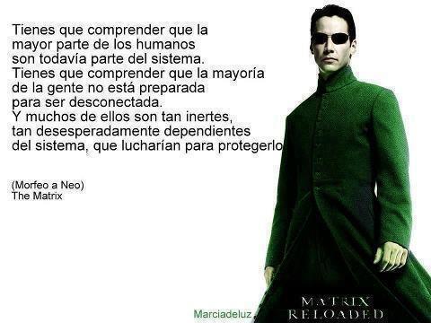 Matrix - Dependientes del sistema