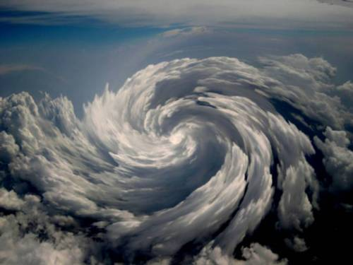 Ojo del huracán