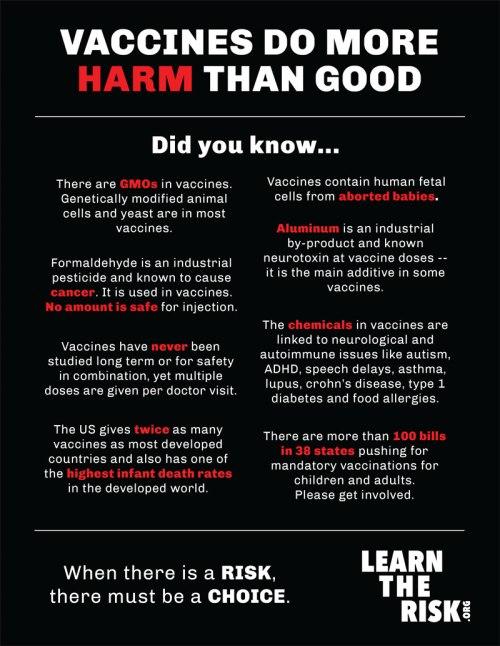 vaccines-harm
