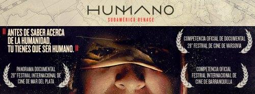 Resultado de imagen de humano alan stivelman afiche