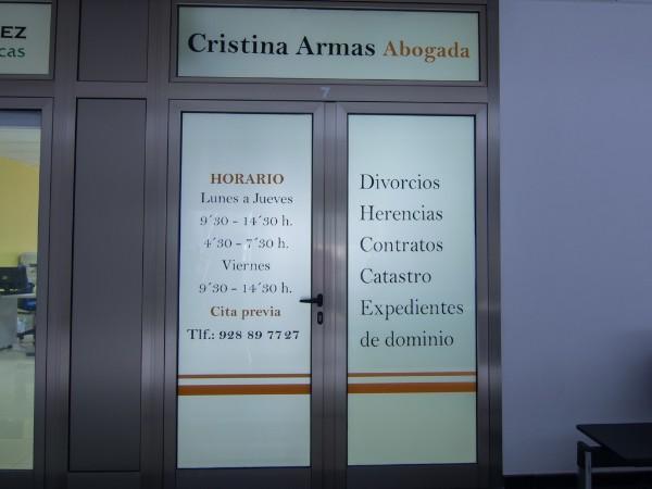 CRISTINA ARMAS1