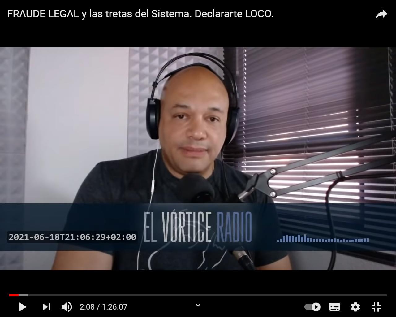 EL VÓRTICE FRAUDE LEGAL