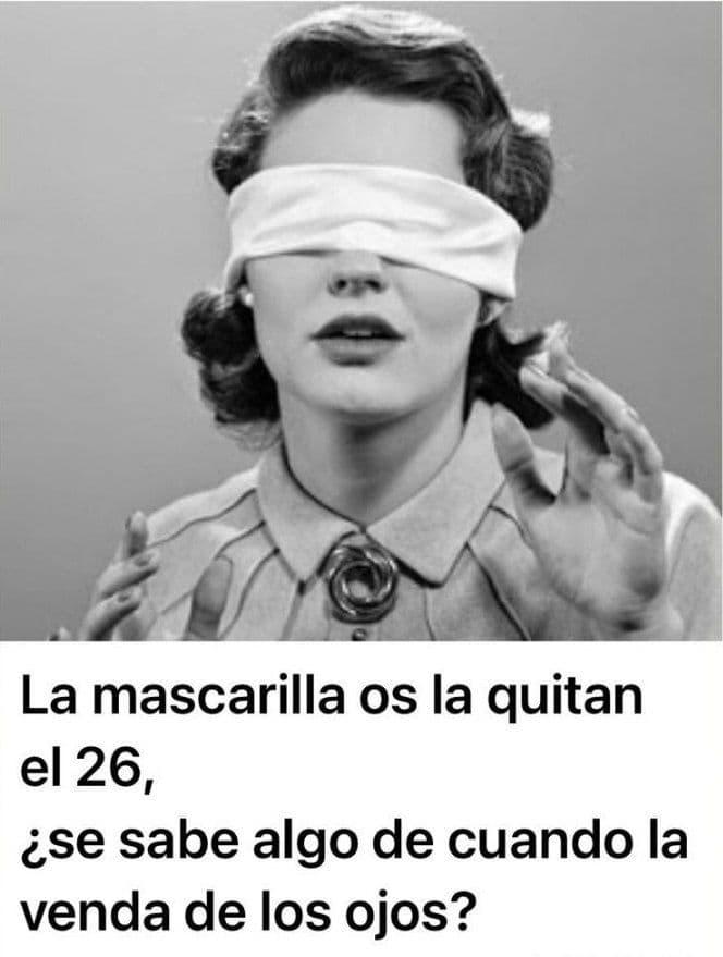 FLYER MASCARILLA VENDA