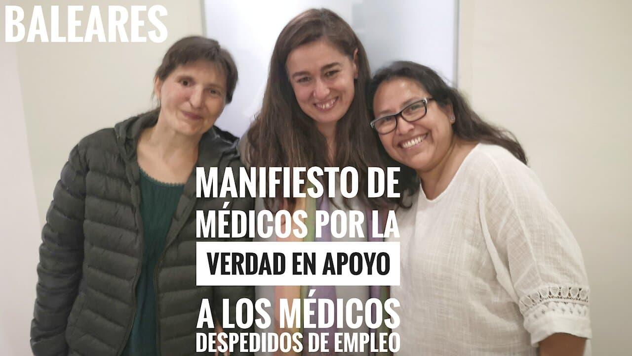 MANIFIESTO MÉDICOS POR LA VERDAD