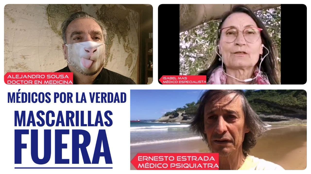 MASCARILLAS FUERA