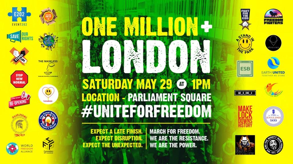 ONE MILLION LONDON